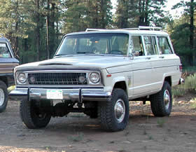 77 Jeep Wagoneer - click picture for more info